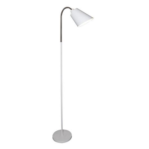 Stojací lampa JADE Typ 1 - bílá