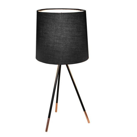 Stolní lampa JADE Typ 4 - černá