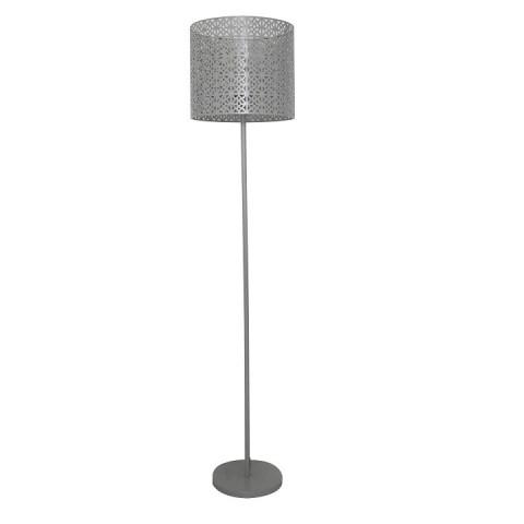 Stojací lampa JADE TYP 9 - šedá
