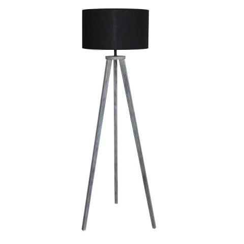 Stojací lampa JADE Typ 10 - šedá