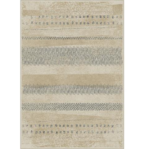 Koberec AVALON 100x140 - béžová / vzor