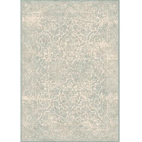 Koberec ARAGORN 67x105 - krémový / šedý vzor