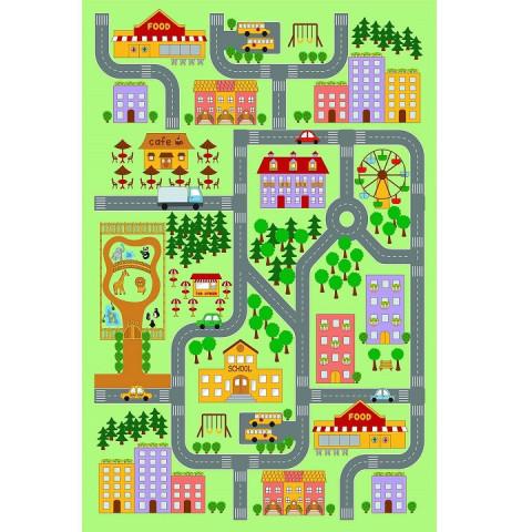 Koberec EBEL 100x150 - vícebarevný