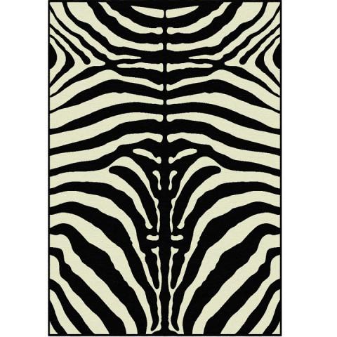 Koberec ARWEN 40x60 - vzor zebra