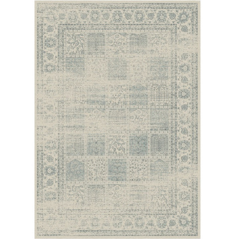 Vintage koberec Elrond 40x60 - šedý