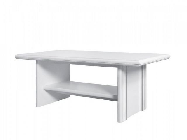 Konferenční stolek Idento LAW - Bílá