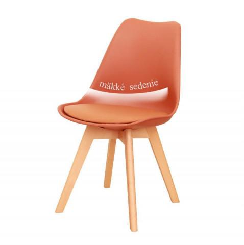 Židle BALI NEW - koňak