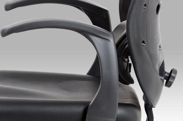 Kancelářská židle KA-D706 BK č.4