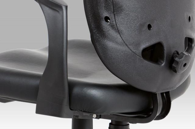 Kancelářská židle KA-D706 BK č.6