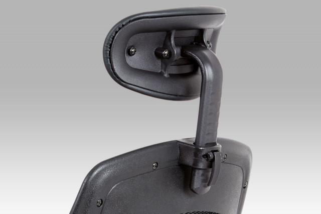 Kancelářská židle KA-D706 BK č.8
