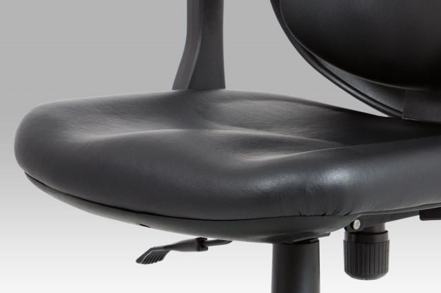 Kancelářská židle KA-D706 BK č.9