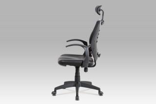 Kancelářská židle KA-D706 BK č.12