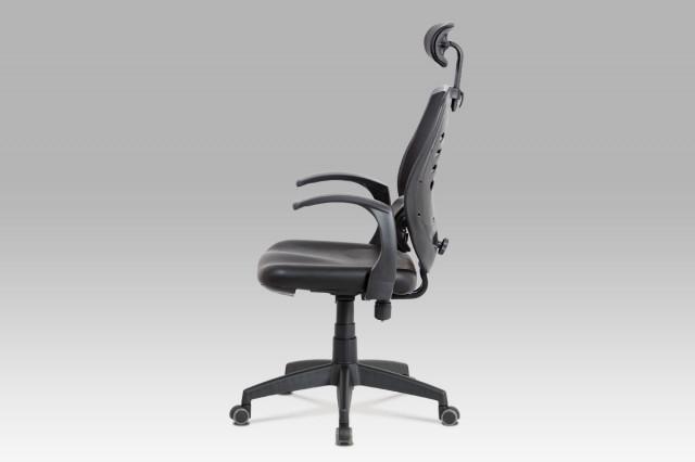 Kancelářská židle KA-D706 BK č.2