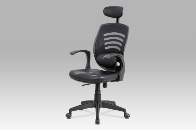 Kancelářská židle KA-D706 BK č.1