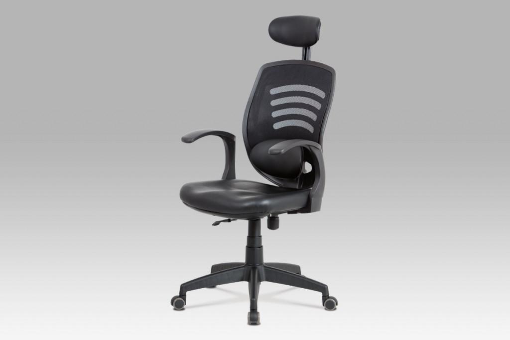 Kancelářská židle KA-D706 BK