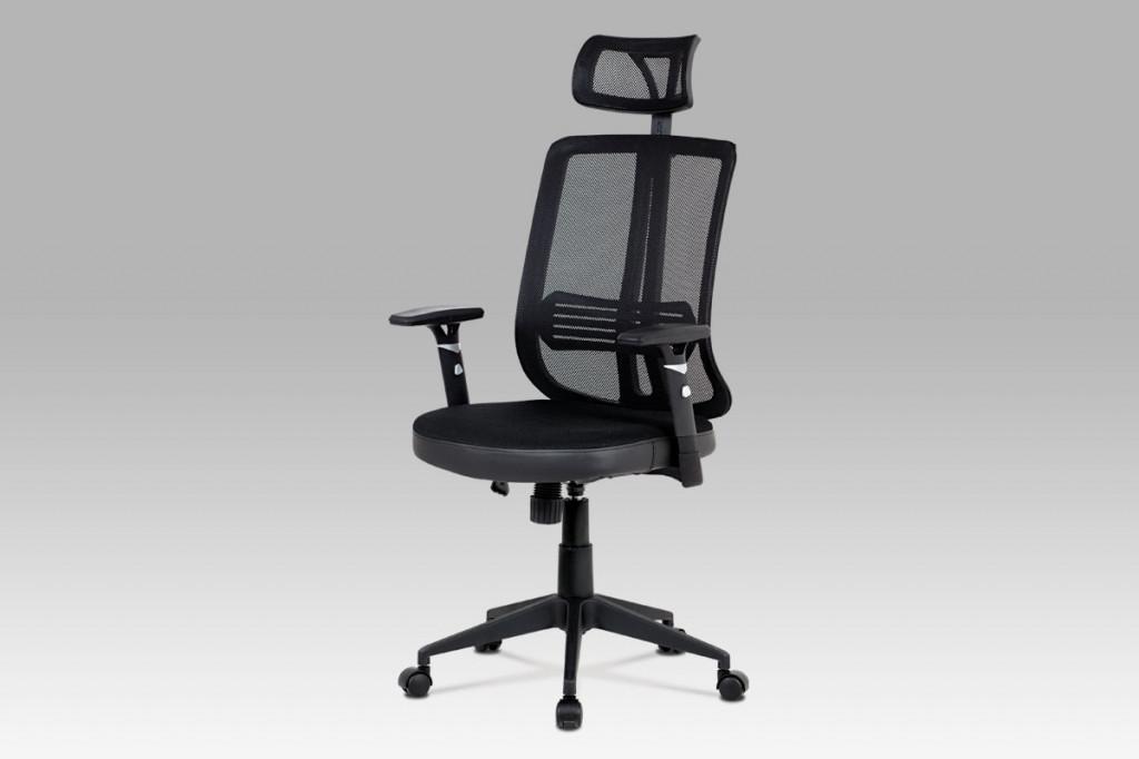 Kancelářská židle KA-Y177 BK