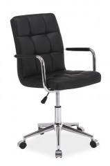 Kancelářská židle Q022 - černá