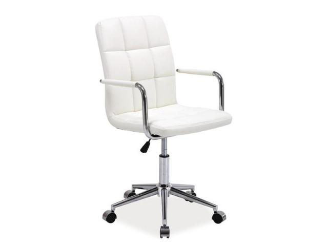 Kancelářská židle Q022 - bílá