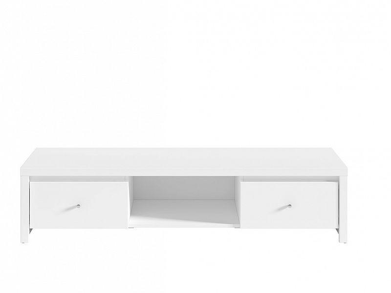Televizní stolek Karet RTV2S - úchyt stříbrný