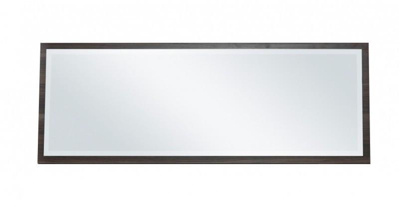 Zrcadlo Ingrid R25 - jasan tmavý