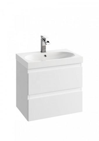 Skříňka pod umyvadlo Como D60/40 bílá