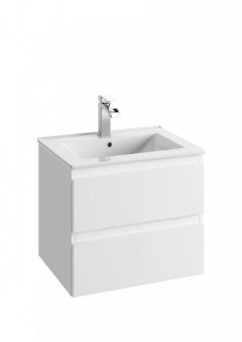 Skříňka pod umyvadlo Como D60/45 - bílá