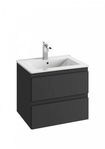 Skříňka pod umyvadlo Como D60/45 - grafit