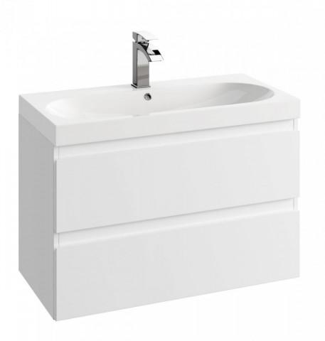 Skříňka pod umyvadlo Como D80/40 - bílá