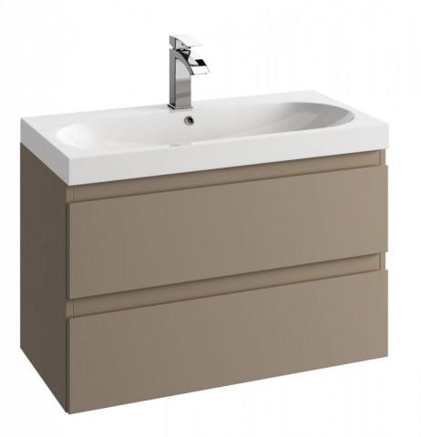 Skříňka pod umyvadlo Como D80/40 - cappuccino