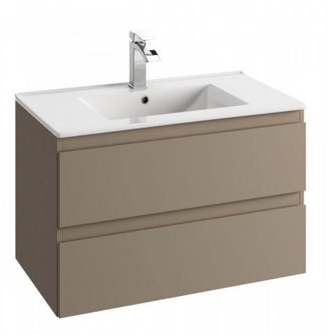 Skříňka pod umyvadlo Como D80/45 - cappucino