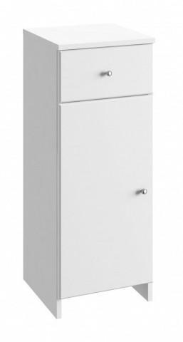 Koupelnová skříňka Tania B32 - bílý lesk