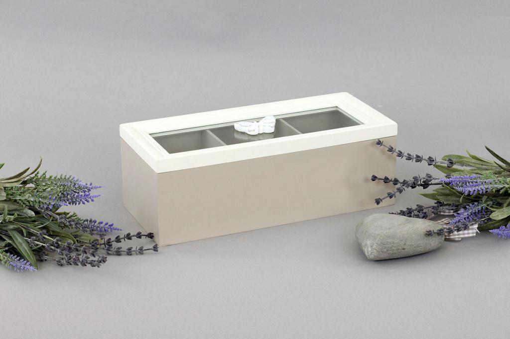Krabička na čaj ARD083 W