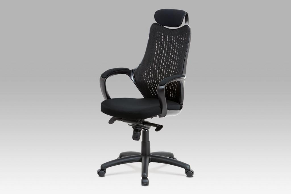 Kancelářská židle KA-K106 BK