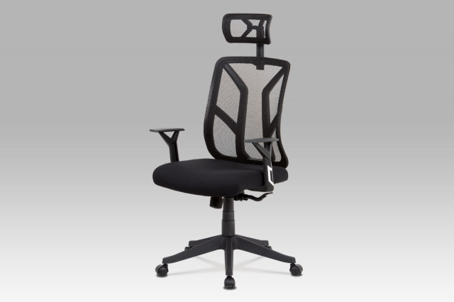 Kancelářská židle KA-C837 BK
