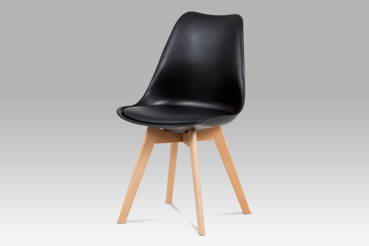 Autronic Jídelní židle CT-752 BK - černá