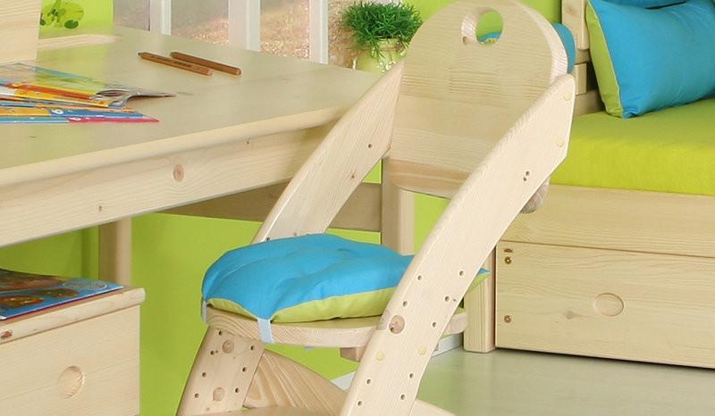 Sedák na dětskou židli Klára 1