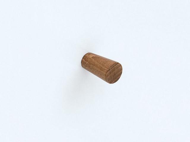 Psací stůl Heda BIU2S - Bílá/modřín sibiu zlatý/bílý lesk č.4
