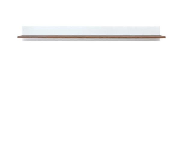 Police Heda POL/135 - Bílá/modřín sibiu zlatý/bílý lesk č.1