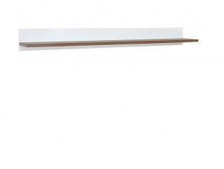 Police Heda POL/135 - Bílá/modřín sibiu zlatý/bílý lesk č.5