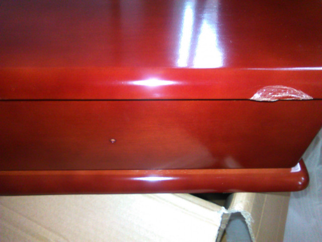 Noční stolek CELESTA - II. jakost č.2