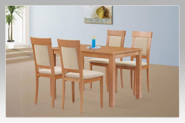 Jídelní židle BC-3960 BUK3 - ilustrační fotografie