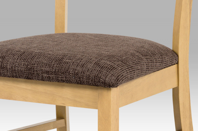 Jídelní židle AUC-5527 OAK1