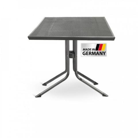 Kovový stůl MEC-MESH 80