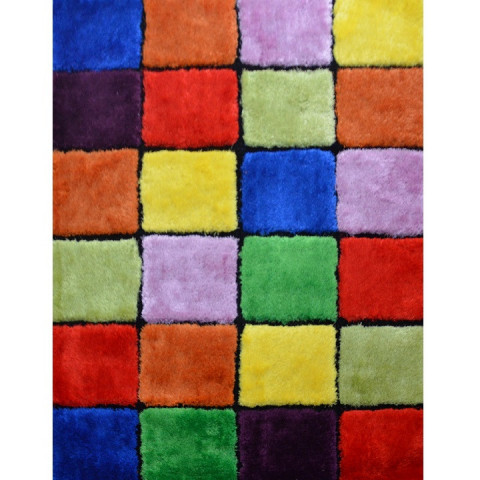 Koberec, mix barev, 70x210, LUDVIG TYP 4