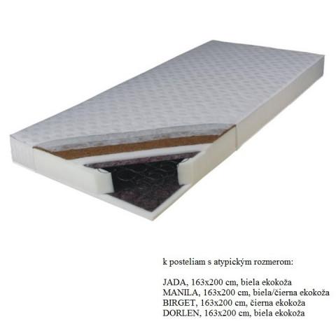 Matrace KOKOS MEDIUM 163x200 pružinová