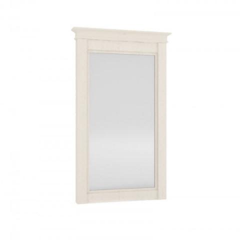 Amelie zrcadlo - bílá provence