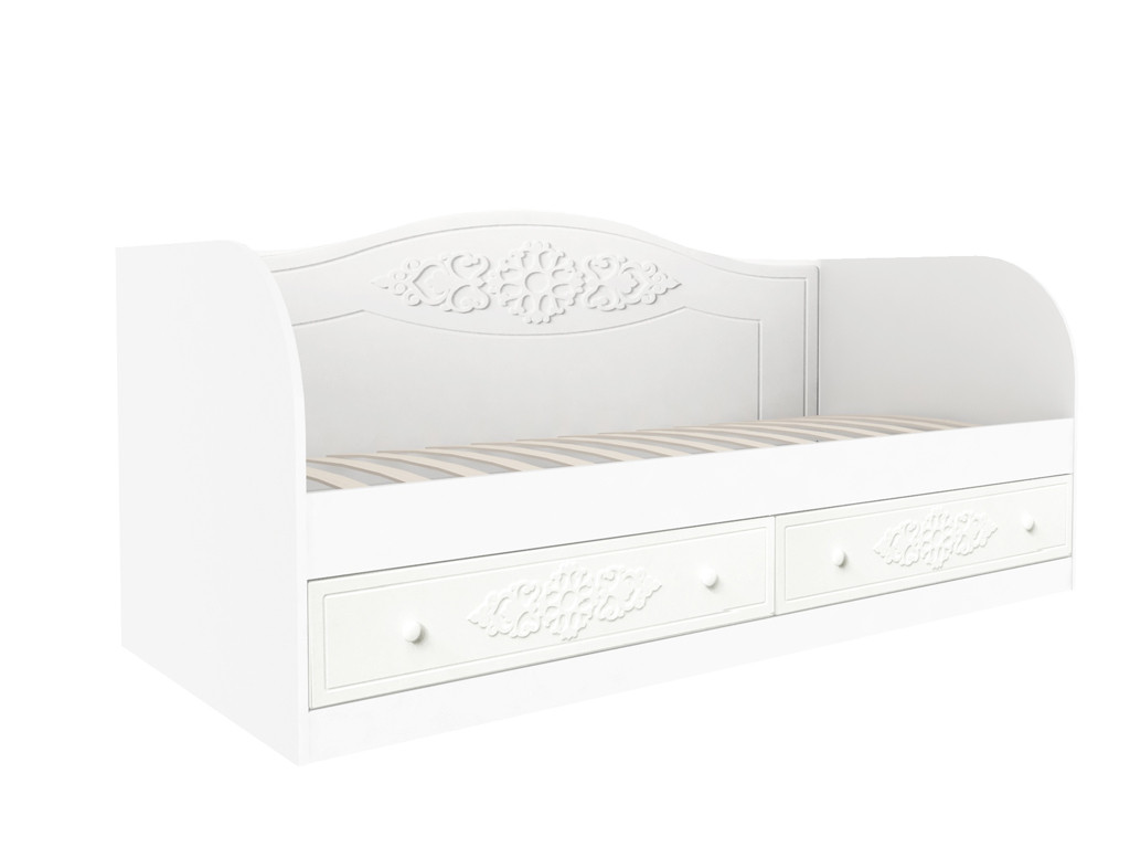Lubidom Dětská postel Ariel - bíla White schagreen
