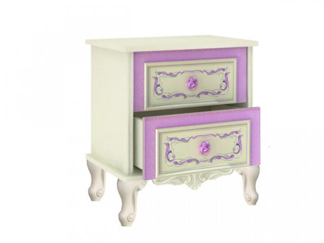 Noční stolek Markýza - alabastr