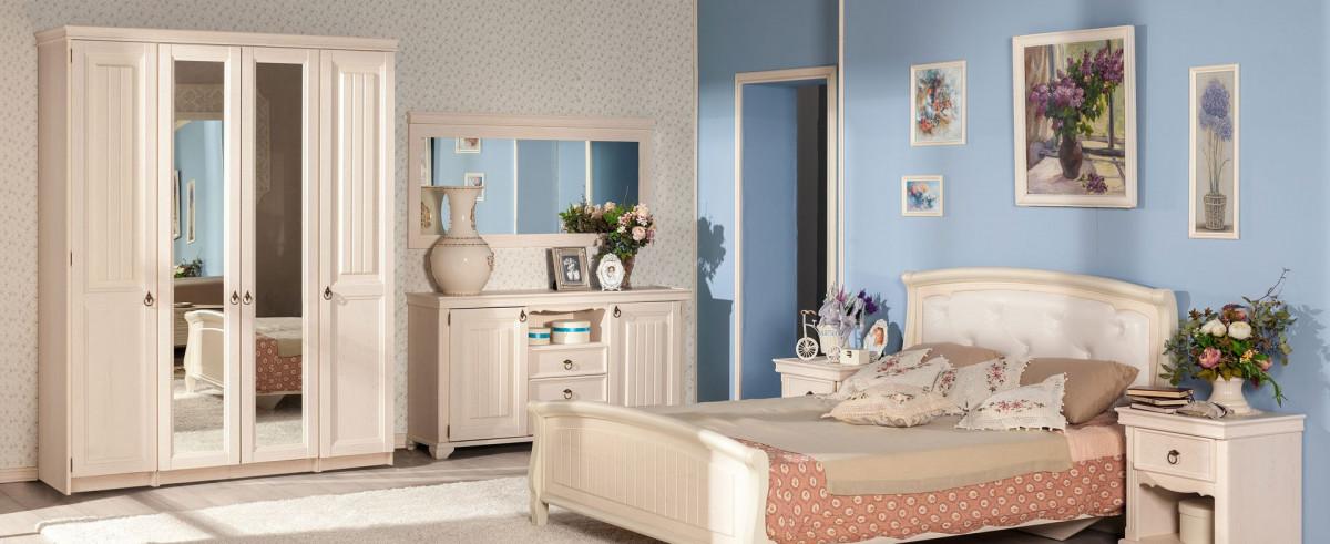 Lubidom Amelie, ložnice komplet, dub provence