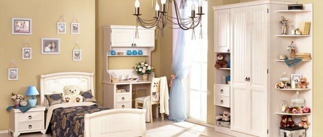 noční stolek Amelie 2 šuplíky - bílá provence č.2